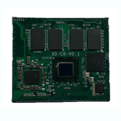 XD-C8 邮票孔核芯主板