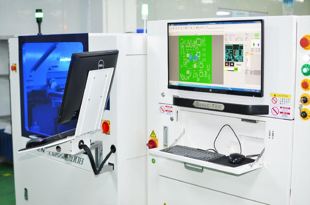 全自动印刷机-SPI